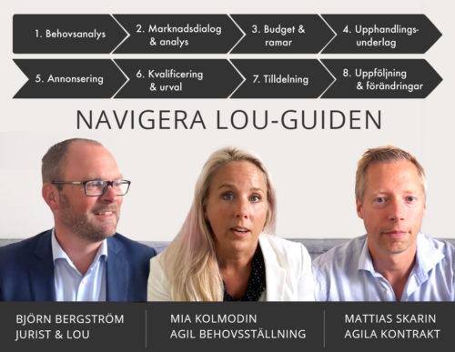 Naviger LOU Guiden